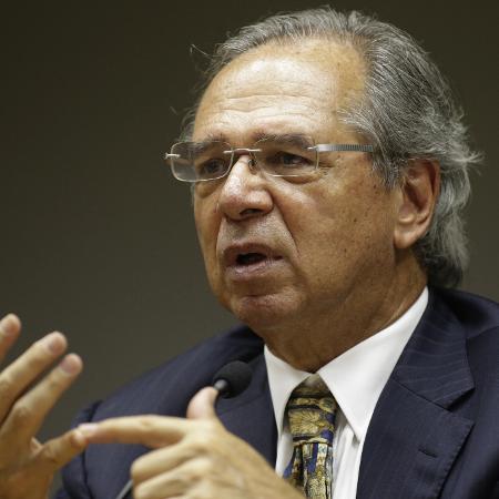 O ministro da Economia, Paulo Guedes - Lucio Tavora/Xinhua