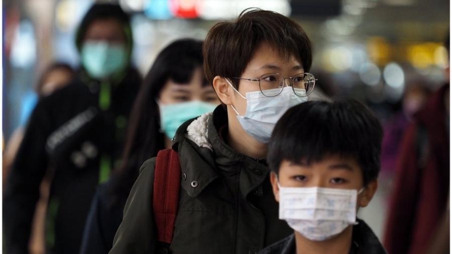Surto de coronavírus oriundo na China já se espalhou pelo mundo - EPA