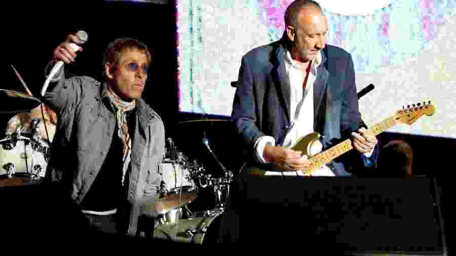 Apresentação da banda britânica The Who - Dylan Martinez