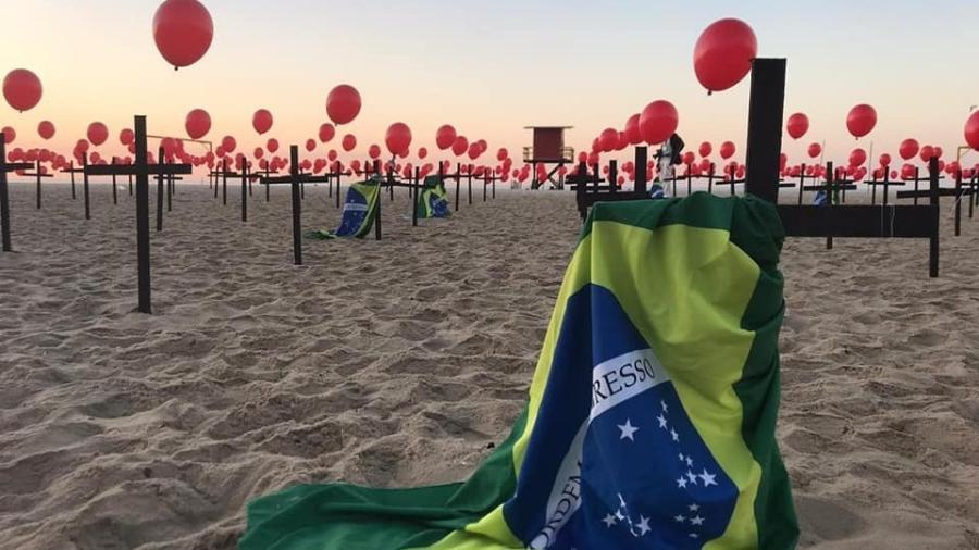 Sociedade Brasileira de Psicanálise do Rio escreveu uma carta aberta aos brasileiros sobre a situação da pandemia - Divulgação