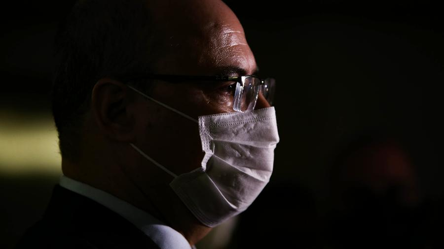 Wilsont Witzel, ex-governador do Rio. Ele não precisaria ir à CPI, mas decidiu comparecer. Sessão promete! - Wilton Junior/Estadão Conteúdo