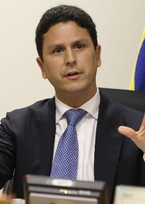 O ministro das Cidades, Bruno Araújo (PSDB-PE)