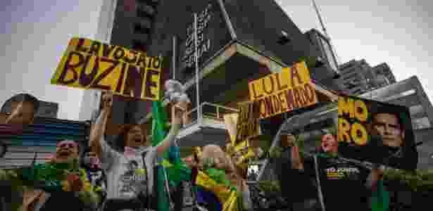 protesto SP - Marcelo Chello/CJPress/FolhaPress - Marcelo Chello/CJPress/FolhaPress