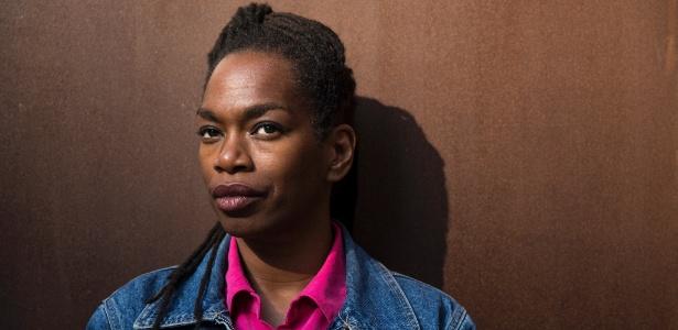 Michelle Jones, uma candidata a Ph.D na Universidade de Nova York, que foi solta da prisão em agosto