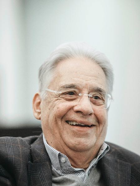 O ex-presidente Fernando Henrique Cardoso (PSDB) - Carine Wallauer/UOL