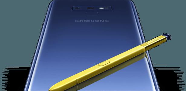 Galaxy Note 9 é o mais poderoso da Samsung - Divulgação