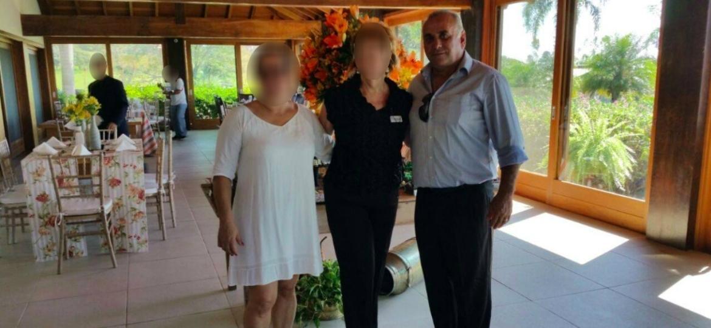 """Jordaniano Waleed Issa Khamays, suspeito de negociar drogas entre PCC e """"Ndrangheta - Reprodução"""