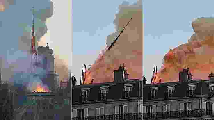 Montagem sobre fotos AFP e Reprodução/Twitter