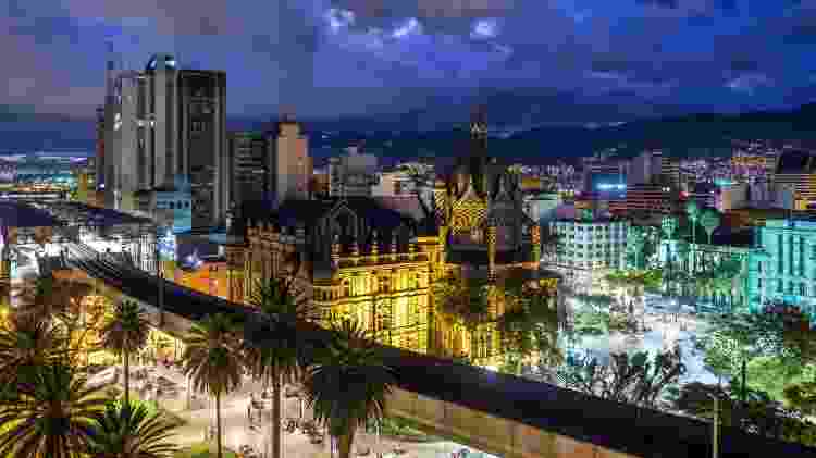 Medellín, Colômbia - Getty Images/iStockphoto - Getty Images/iStockphoto