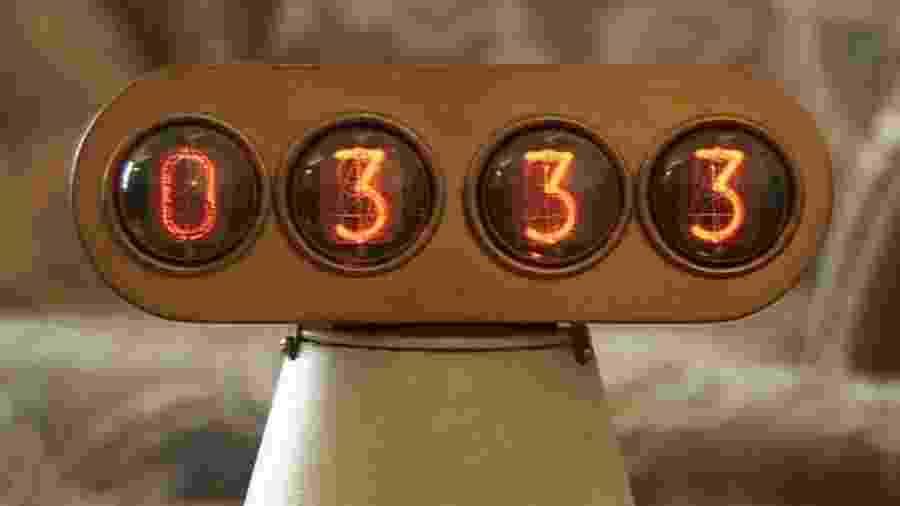 Thomas Bromley criou seu relógio digital em 1961 - BBC