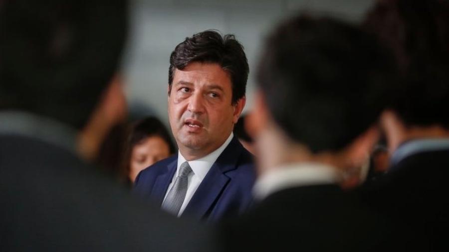 Ministro da Saúde disse que medida é necessária para preparar repatriação e quarentena de brasileiros - AFP