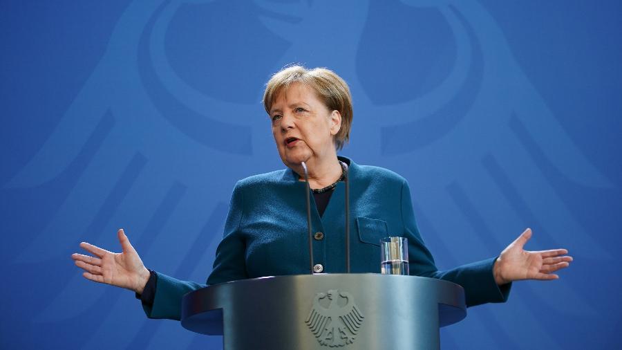 Angela Merkel - Clemens Bilan - Pool/Getty Images