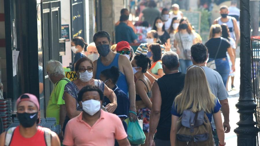 Covid-19: Alerj prorroga calamidade pública no estado do Rio - Ellan Lustosa/Código19/Estadão Conteúdo