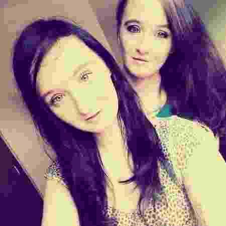 Clair e Louise Smith, irmãs gêmeas de 25 anos - Reprodução/Facebook