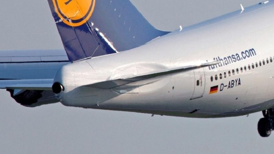 Área reta da fuselagem serve para acomodar o estabilizador horizontal - Divulgação
