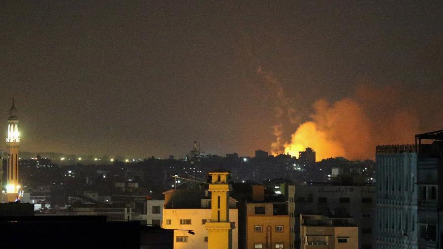 EUA reiteram oposição a texto do Conselho de Segurança da ONU sobre conflito israelense-palestino - Ibraheem Abu Mustafa/Reuters