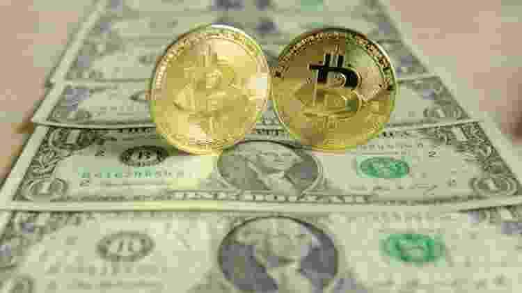 O avanço das criptomoedas pode afetar a política monetária dos bancos centrais - Barcroft Media - Barcroft Media