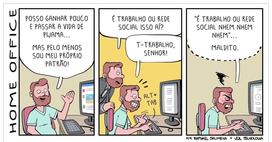 """23.abr.2016 - """"Patrão"""""""