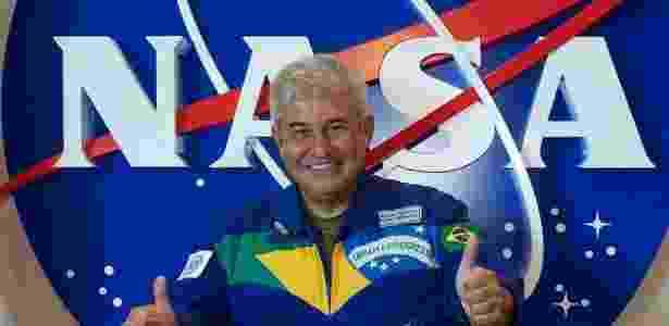 Astronauta brasileiro, Marcos Pontes  - Arquivo Pessoal - Arquivo Pessoal