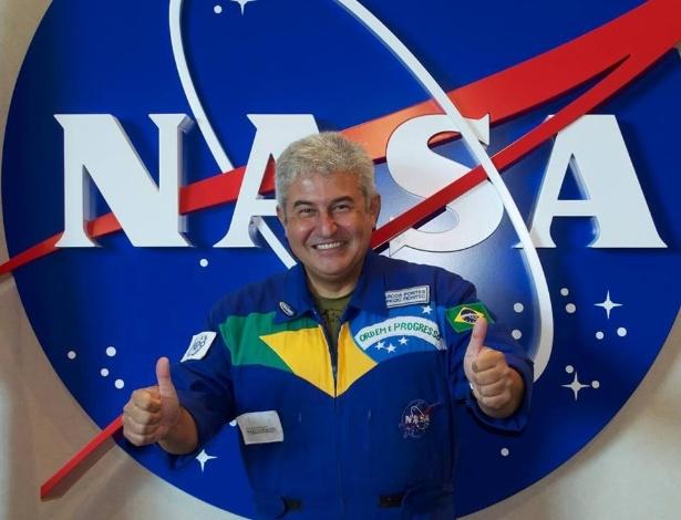 Viver em outro planeta será um passo natural, diz astronauta brasileiro