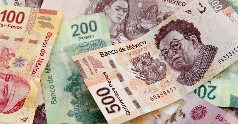 peso, moeda mexicana, méxico