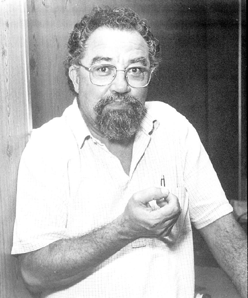 O cientista Sergio Henrique Ferreira