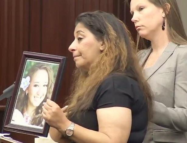 Darlene Farah lutou para evitar que James Rhodes fosse condenado à morte