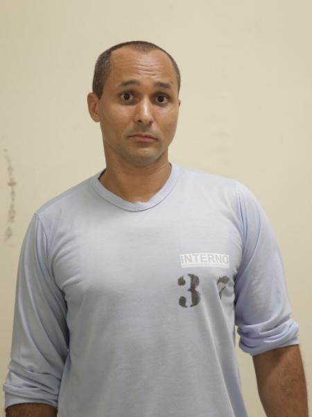 16.out.2017 - O traficante Marcinho VP no presídio federal de Mossoró (RN) - Vinicius Andrade/UOL