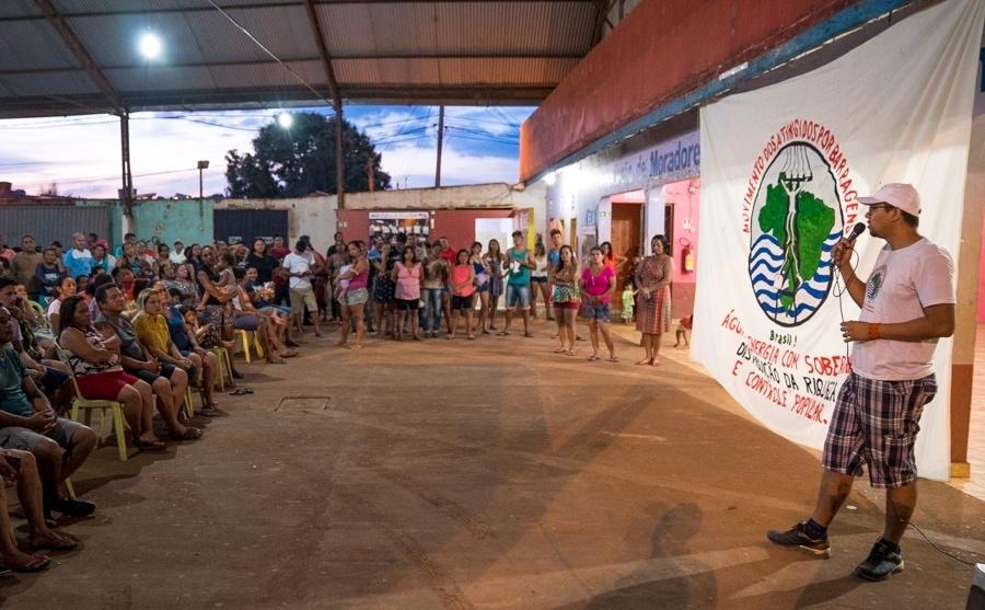 O cadastramento dos moradores do bairro Jardim Independente 1, em Altamira (PA), está em andamento após anos de reivindicações. A comunidade luta para ser reconhecida como mais uma atingida por Belo Monte, o que lhe daria direito à mudança para um dos RUCs (Reassentamentos Urbanos Coletivos) ou a uma indenização