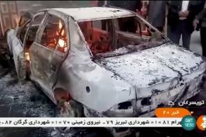 Crise hídrica pode aumentar a agitação e deixa Irã em situação alarmante (Foto: IRINN/ReutersTV)