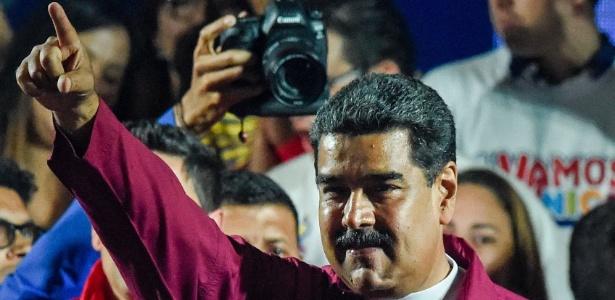 O presidente da Venezuela, Nicolas Maduro - AFP PHOTO / Juan BARRETO