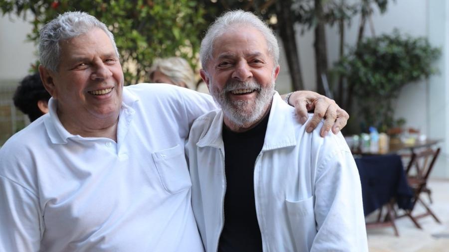 Defesa recorre ao STF de negativa sobre ida de Lula ao velório de irmão - Reprodução/Twitter/Lula
