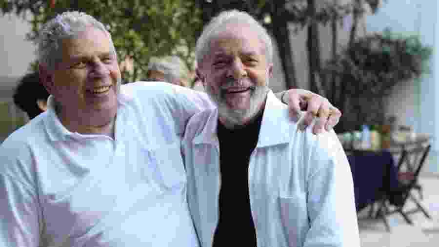 Defesa recorreu ao STF para ida de Lula ao velório de irmão - Reprodução/Twitter/Lula