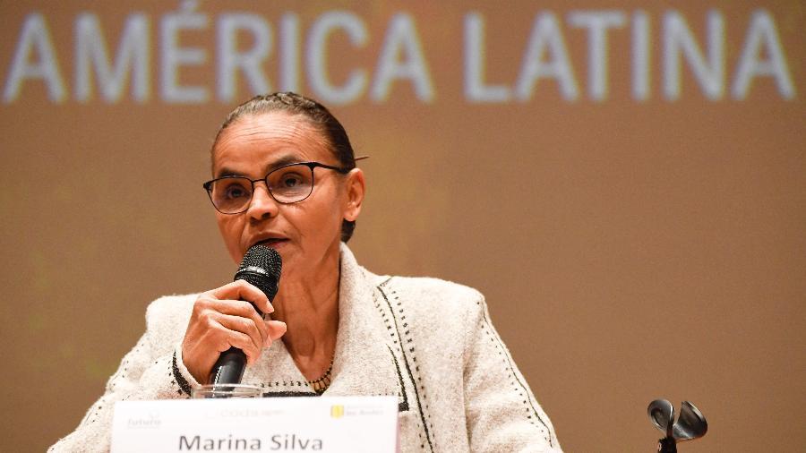 Para Marina Silva, Forças Armadas estarão ao lado de Jair Bolsonaro caso permaneçam em silêncio - Juan Barreto/AFP