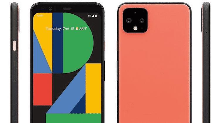 Google Pixel 4 deverá ter uma nova cor laranja - Reprodução - Reprodução