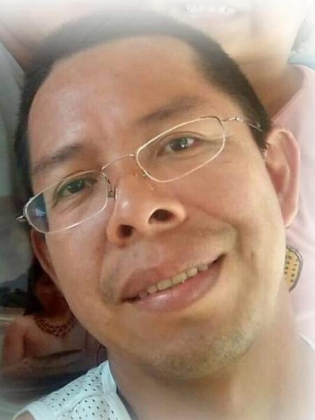 Humberto Peixoto, 37, indígena - Arquidiocese de Manaus