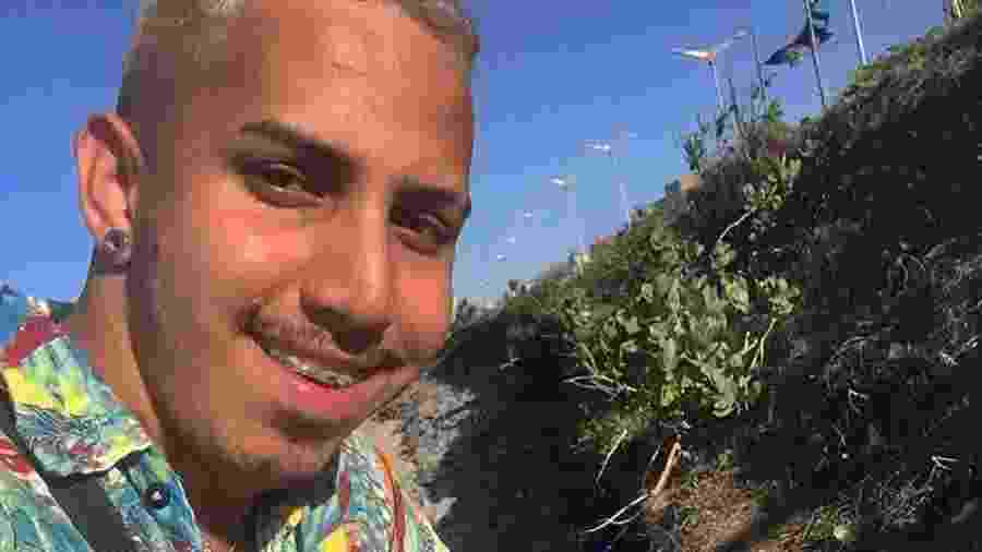 Francisco Gleison de Sousa, de 24 anos, foi encontrado morto - Reprodução/Instagram