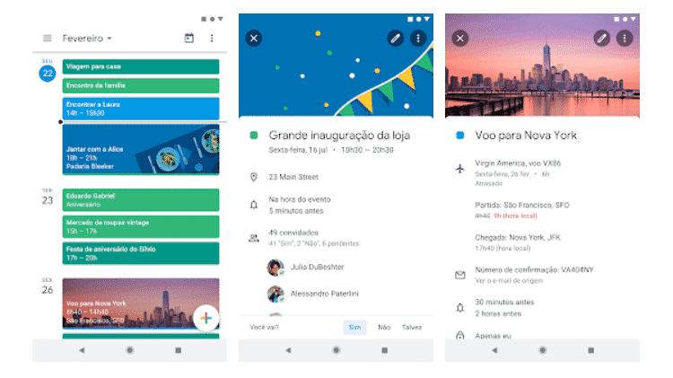 Google Agenda: aplicativos para ajudar quem é esquecido - Reprodução - Reprodução