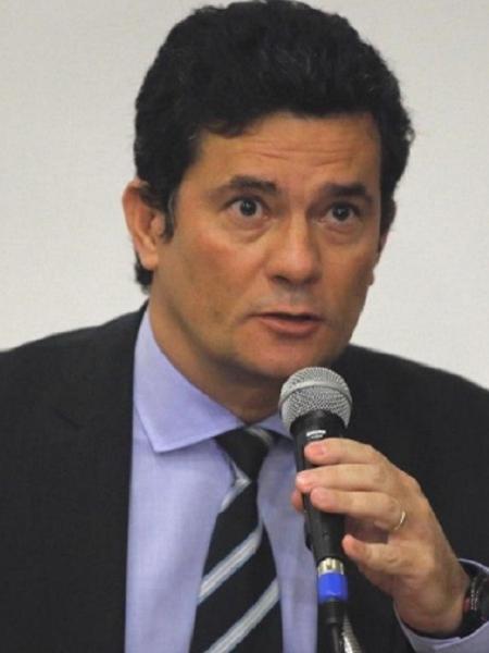 O ex-ministro da Justiça e Segurança Pública, Sergio Moro - Sérgio Lima/Poder 360