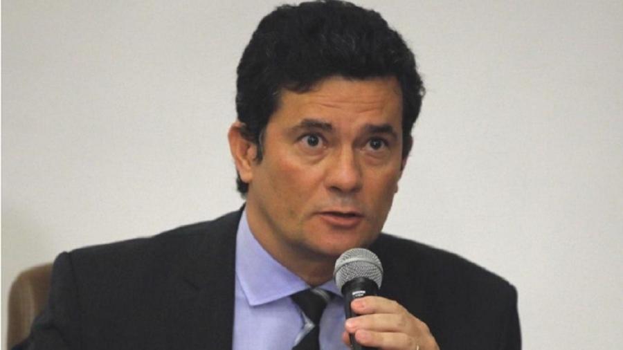Sergio Moro faz pronunciamento, se demite e acusa Bolsonaro - Sérgio Lima/Poder 360