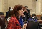 Kirchner pede que Fernández 'honre vontade do povo' após derrota em primárias na Argentina