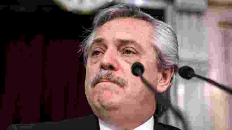 Alberto Fernández - Ricardo Ceppi/Getty Images - Ricardo Ceppi/Getty Images