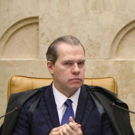 Ministro Dias Toffoli, presidente do STF, sofreu um acidente doméstico e teve alta hospitalar ontem - Nelson Jr./STF