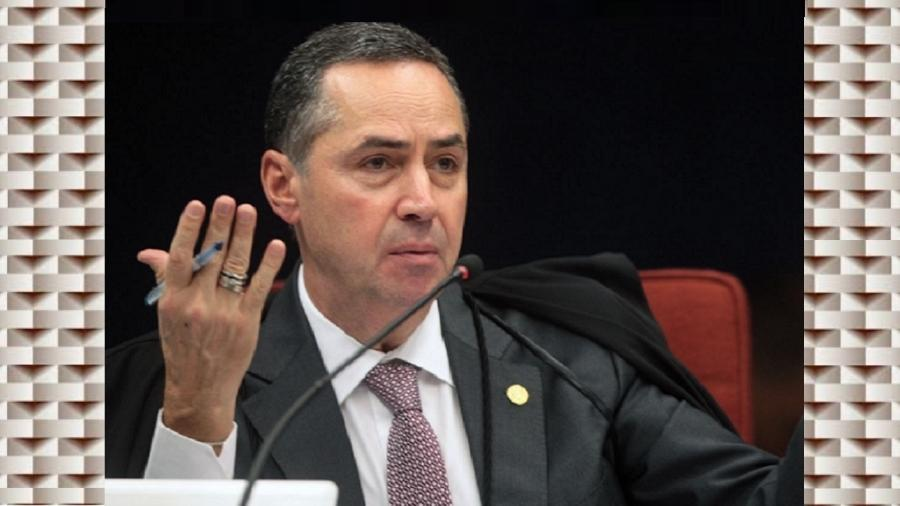 Presidente do TSE, Luis Roberto Barroso, agradeceu instituições por consultoria - Nélson Jr./SCO/STF