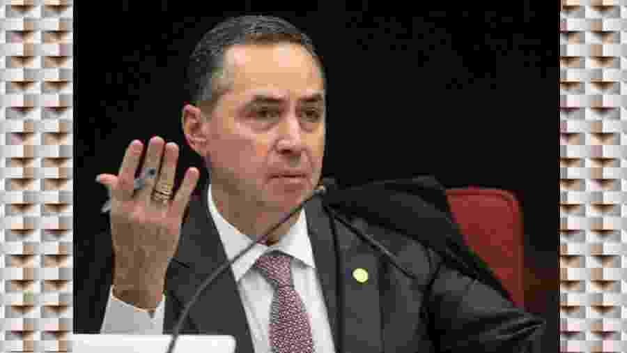 Luis Roberto Barroso, presidente do TSE (Tribunal Superior Eleitoral) - Nélson Jr./SCO/STF