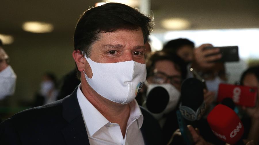 Deputado disse que deve voltar ao trabalho em breve - Pedro Ladeira/Folhapress
