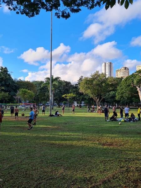 São Paulo terá semana sem chuvas - Leonardo Martins/UOL