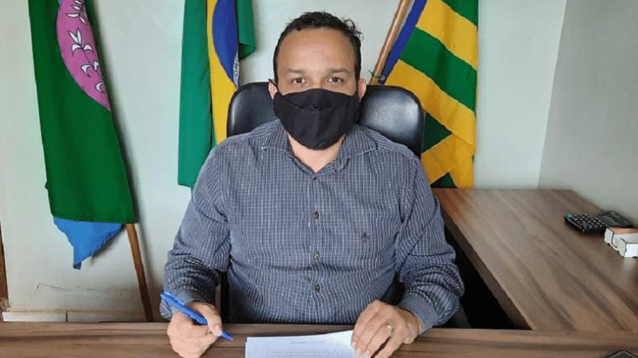 Morte de Jhonatta pela covid-19 foi lamentada pelo governador de Goiás, Ronaldo Caiado (DEM), nas redes sociais - Reprodução/Facebook