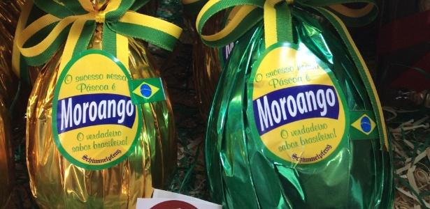 Ovos de Páscoa sabor morango homenageiam atuação de juiz Sergio Moro