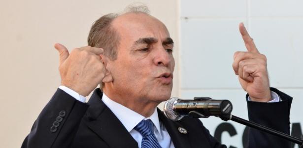 6.abr.2016 - O ministro da Saúde, Marcelo Castro